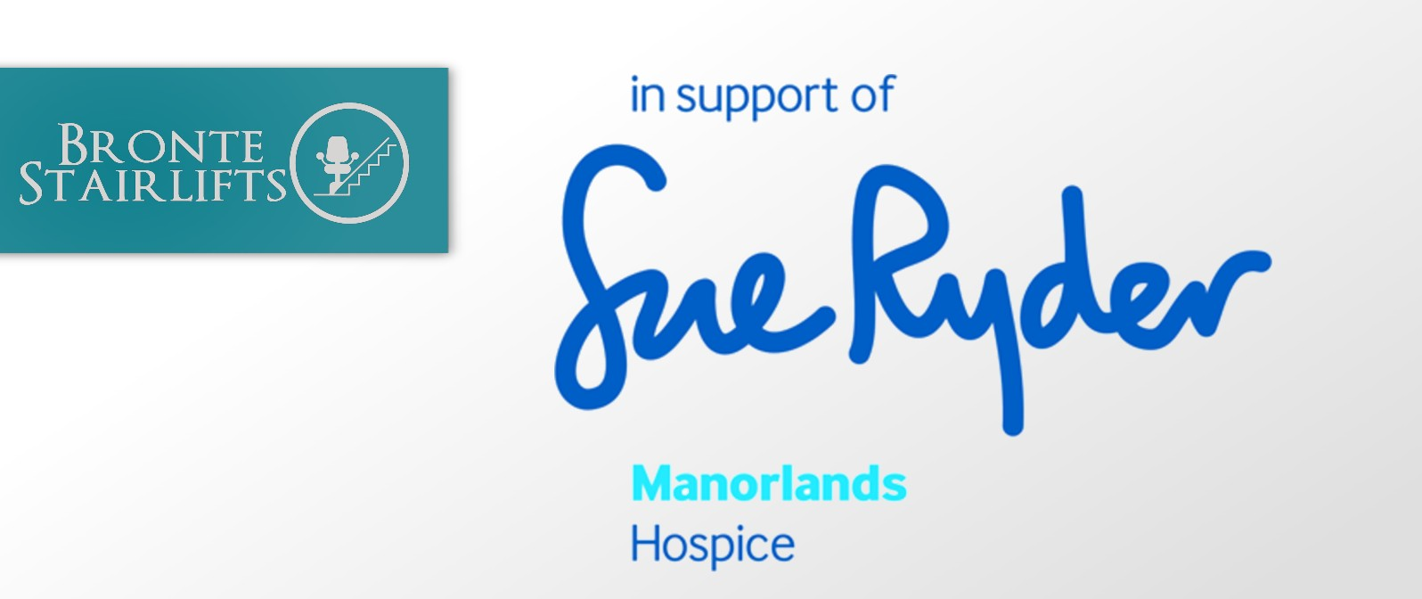 Bronte Stairlifts are proud to support Manorlands Sue Ryder Hospice